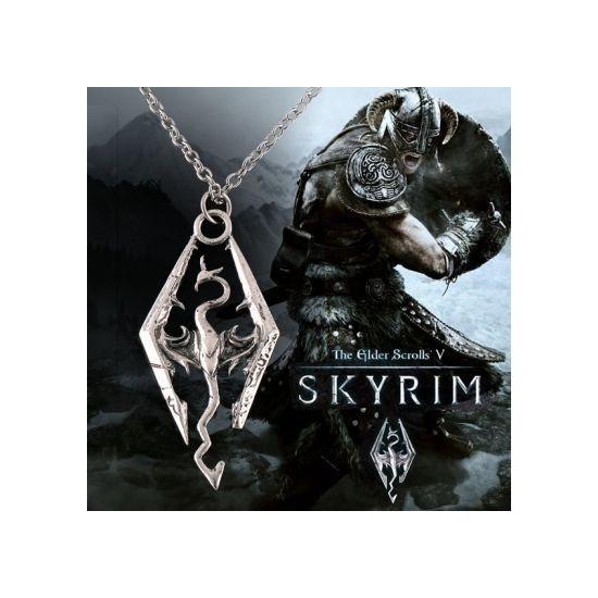Amulet Skyrim - Drak