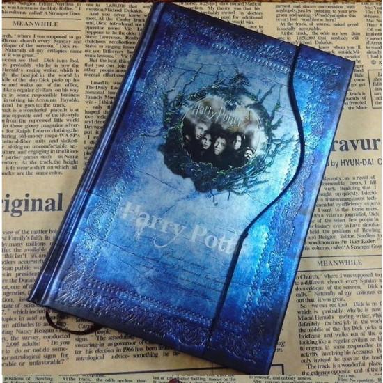 Diář Harry Potter - 4 barvy