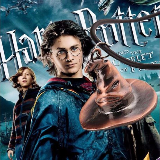 Řetízek Harry Potter - klobouk