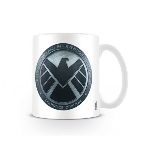 Hrnek Agents of S.H.I.E.L.D. logo