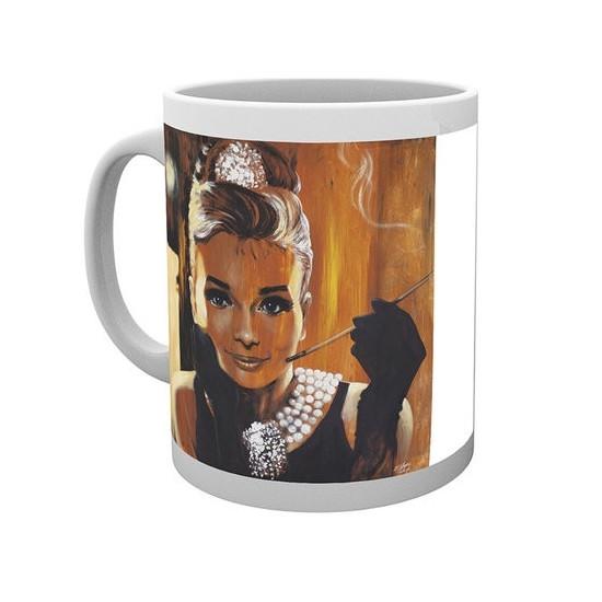 Hrnek Audrey Hepburn (2)