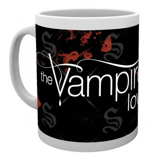 Hrnek The Vampire Diaries (Upíří deníky)
