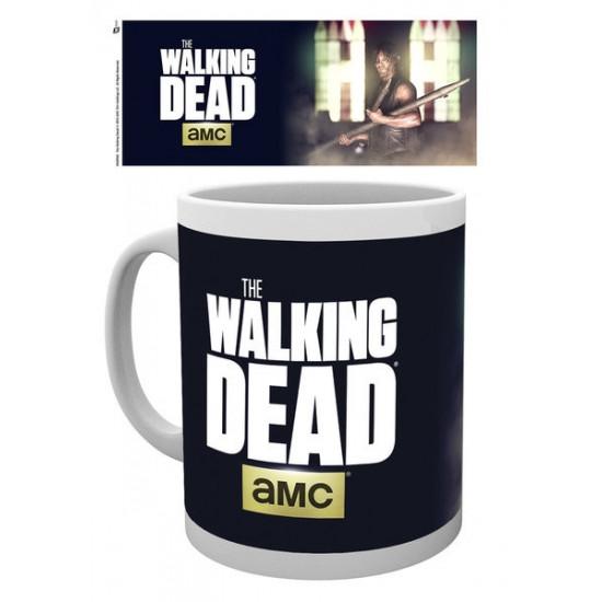 Hrnek The Walking Dead (Živí mrtví) - Daryl Dixon (3)