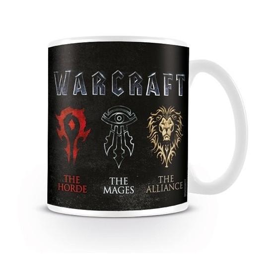Hrnek Warcraft - logo