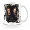 Hrnek The Vampire Diaries (Upíří deníky) - Damon a Stefan (2)