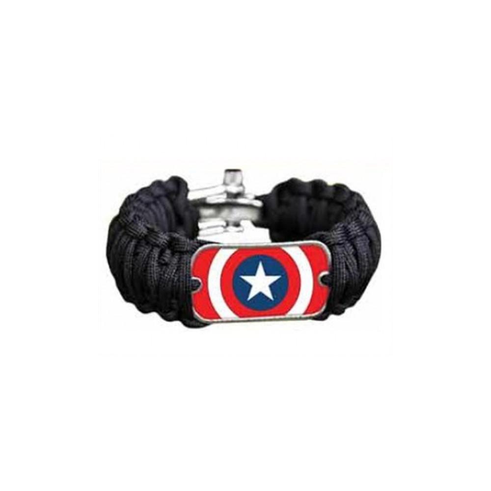 Paracord náramek Marvel