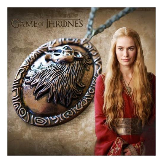 Řetízek Game of Thrones (Hra o trůny) - Lannister