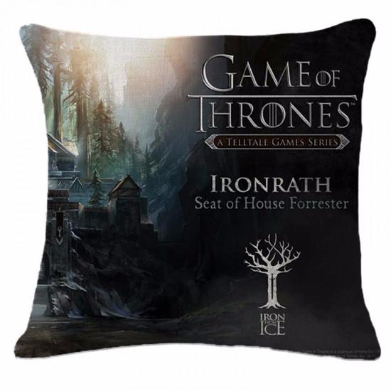 Polštář Game of Thrones (Hra o Trůny) - Forresteři