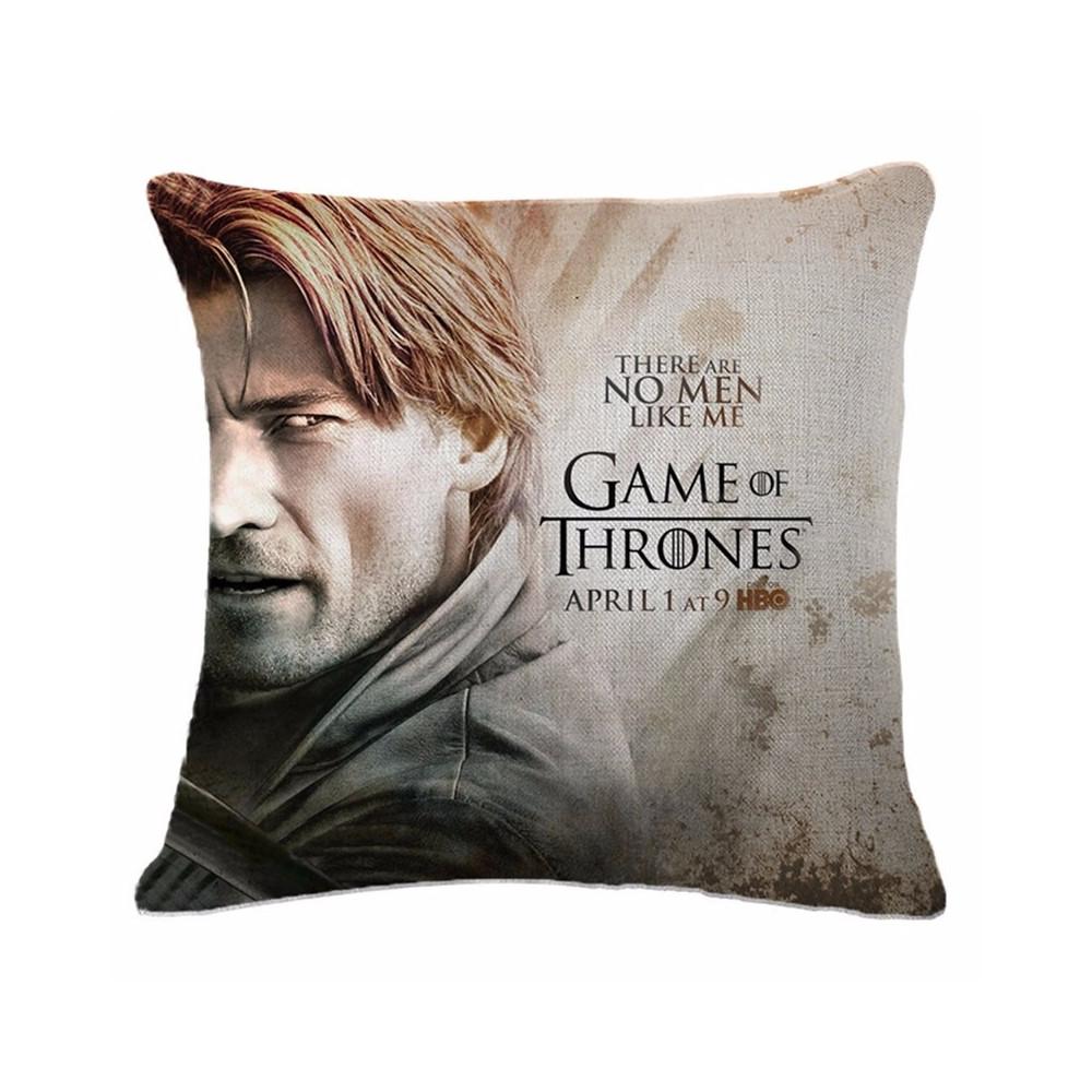 Polštář Game of Thrones (Hra o Trůny) - Jaime