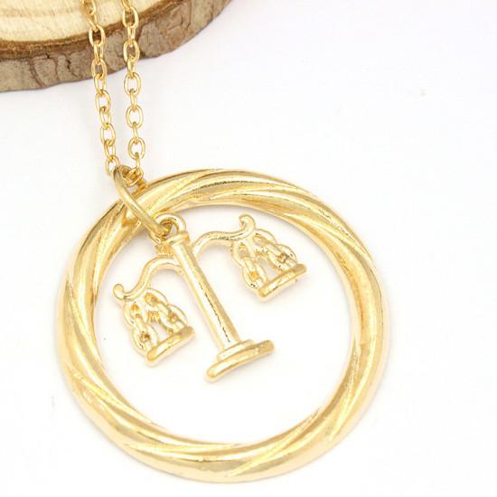 Divergence náhrdelník frakce Upřímnost (symbol vah)