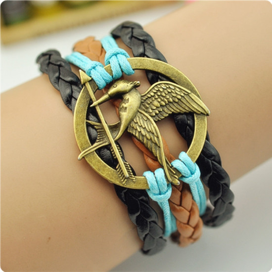 Náramek Hunger Games - Katniss Everdeen