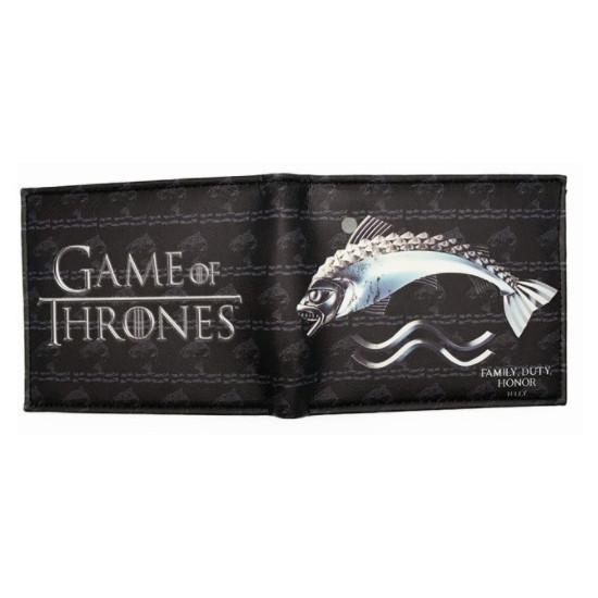 Peněženka Hra o trůny (Game of Thrones) - Family. Duty. Honor.