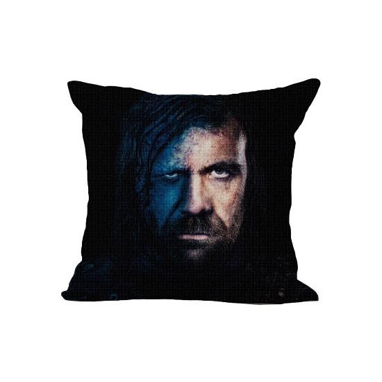 Polštáře Game of Thrones (Hra o Trůny) - Sandor Clegane
