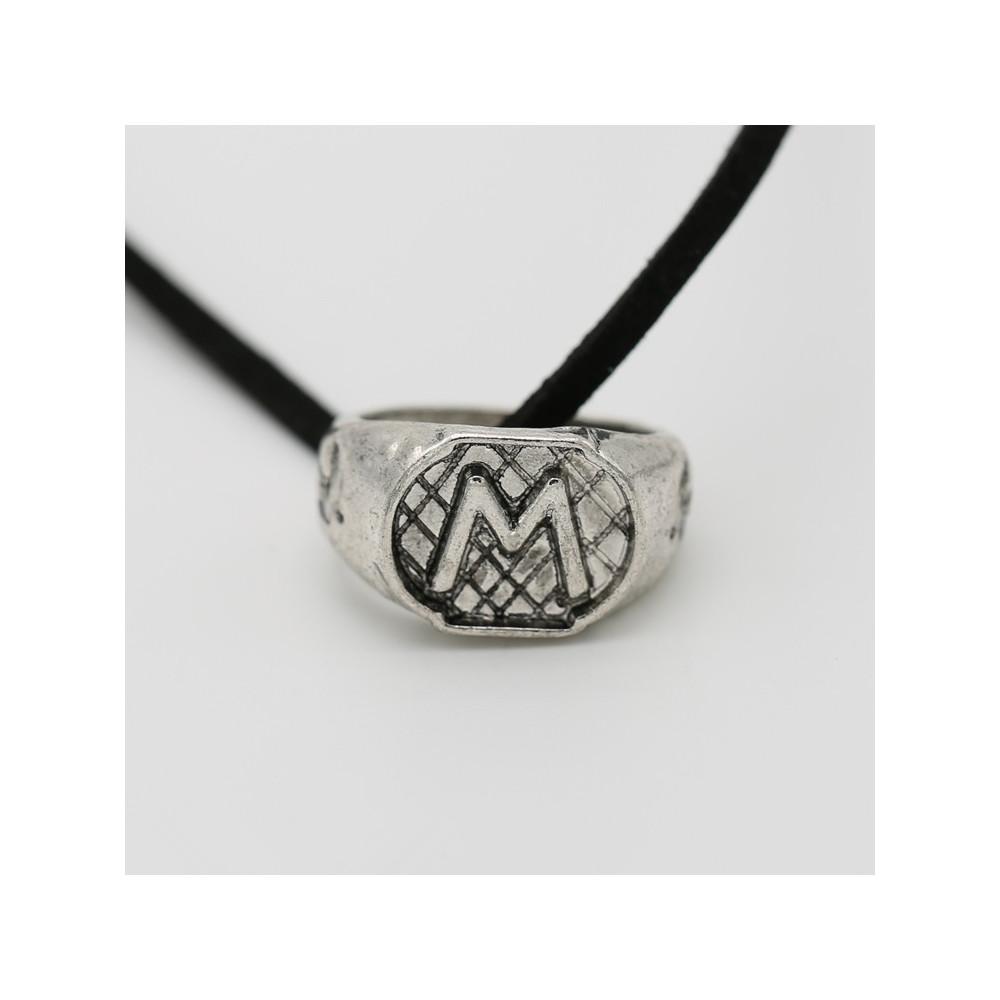 Náhrdelník Mortal Instruments (Město z kostí) - prsteny