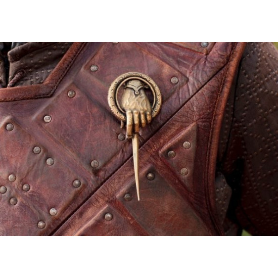 Brož Game of Thrones (Hra o trůny) - Pobočník krále