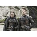 Klíčenka Game of Thrones (Hra o trůny) - Greyjoy mince (stříbrná)