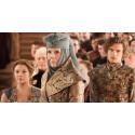 Klíčenka Game of Thrones (Hra o trůny) - Tyrell mince (stříbrná)