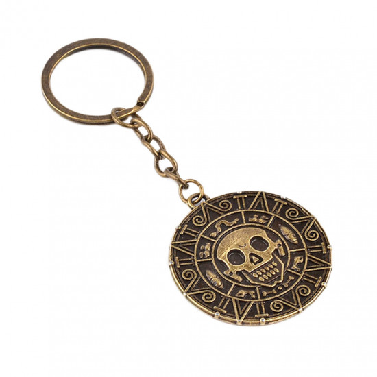 Klíčenka Piráti z Karibiku - Aztécké zlato