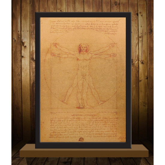 Plakát k filmu - Šifra mistra Leonarda