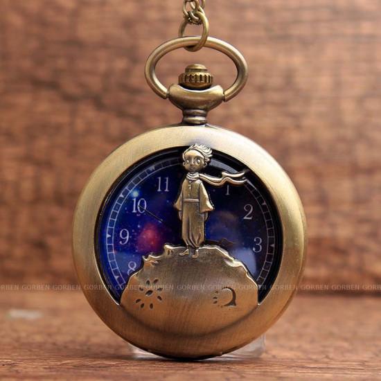 Kapesní hodinky - Malý princ