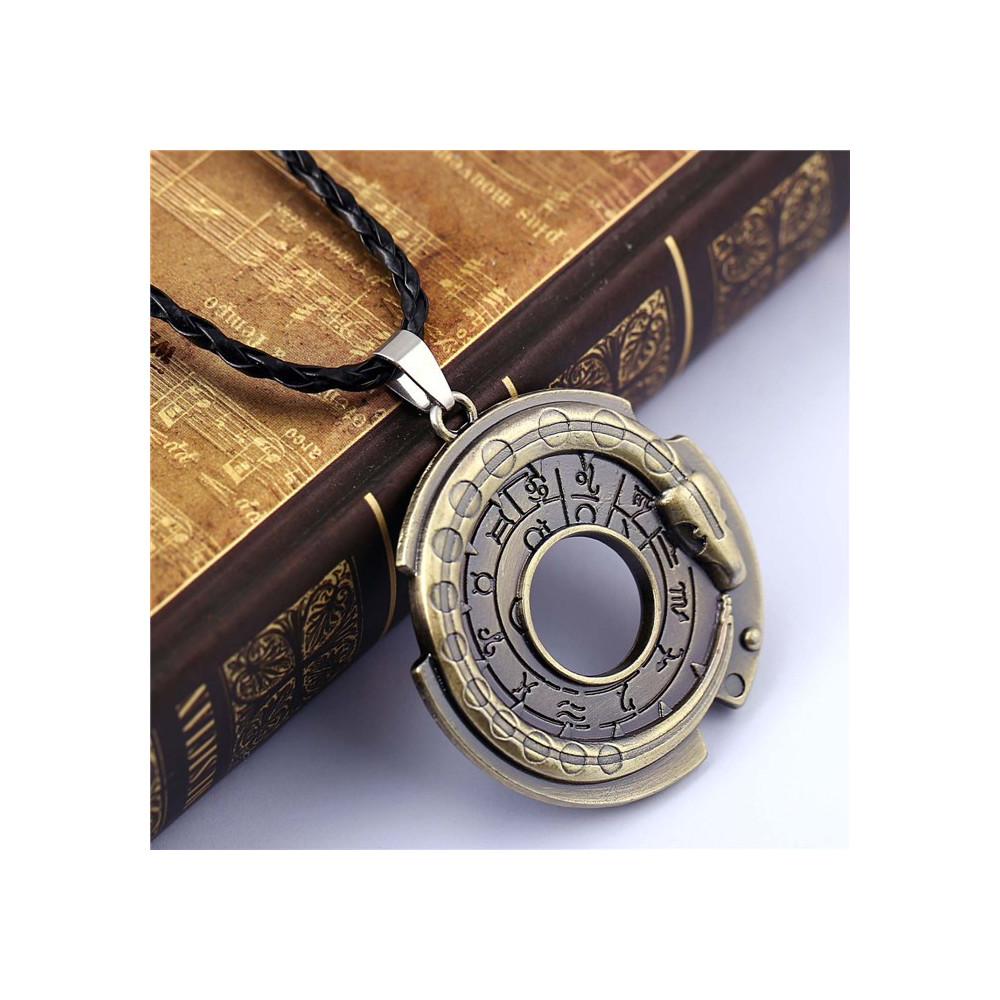 Řetízek Assassin's Creed – Amulet (gold)