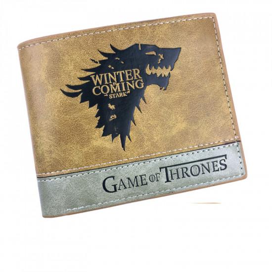 Peněženka Hra o trůny (Game of Thrones) - Stark