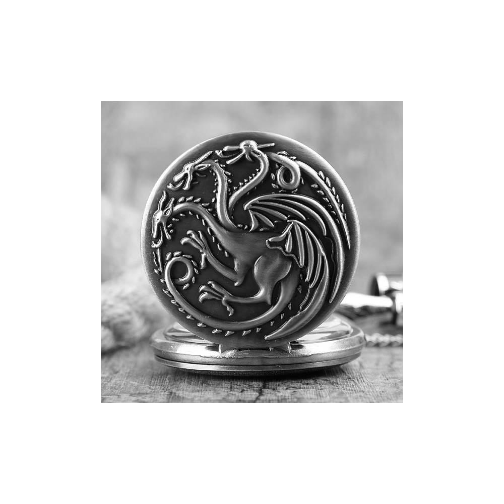 Kapesní hodinky Hra o Trůny – Targaryen
