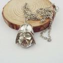 Řetízek Star Wars (Hvězdné války) - Darth Vader (stříbrný)
