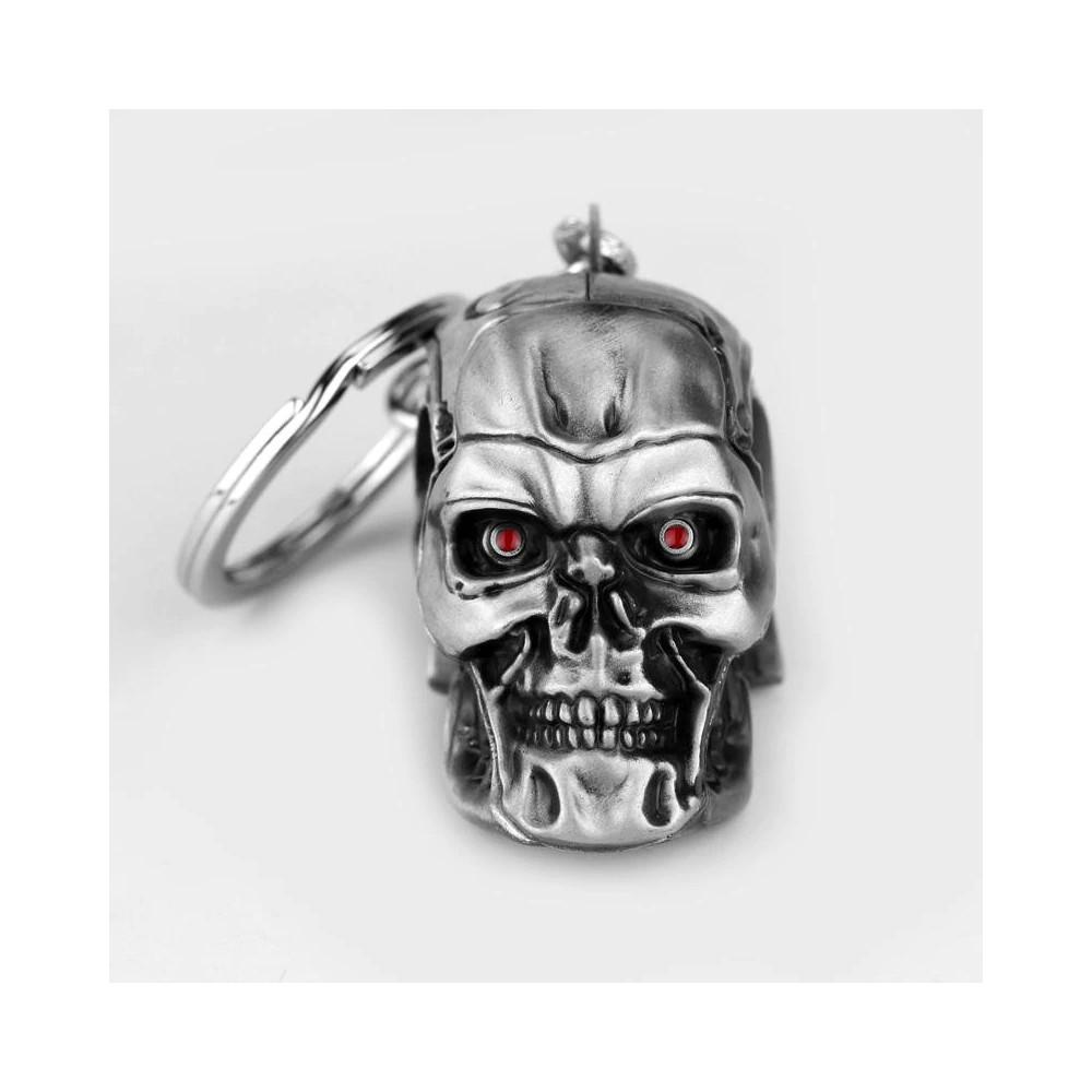 Klíčenka Terminator - hlava T800