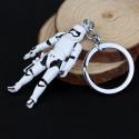 Klíčenka Star Wars - klon (bílý)