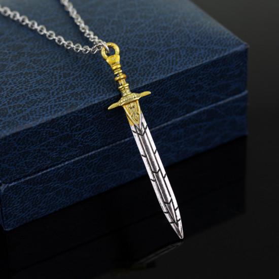 Řetízek Percy Jackson - meč