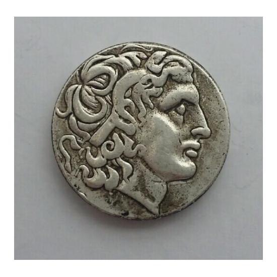 Mince Alexandr Veliký 336-323 př. n. l.