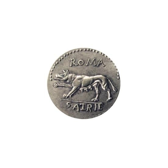 Mince starověký Řím - denár 77. př. n. l.