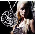 Řetízek Game of Thrones (Hra o trůny) - Khaleesi
