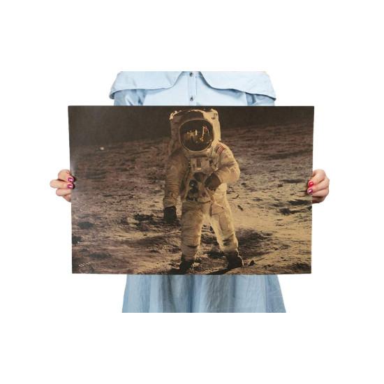 Plakát Muž na Měsíci