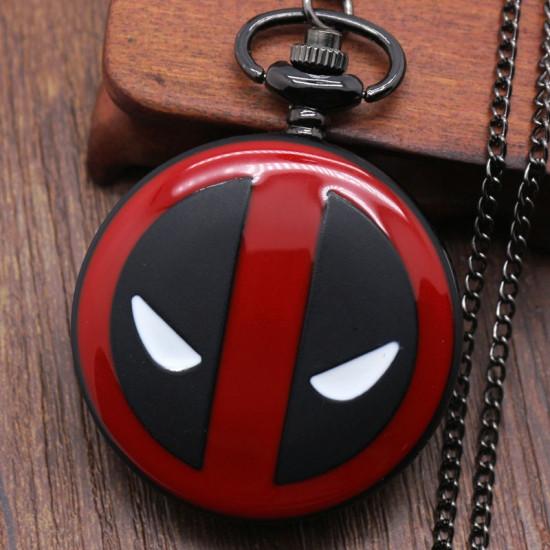 Kapesní hodinky Deadpool