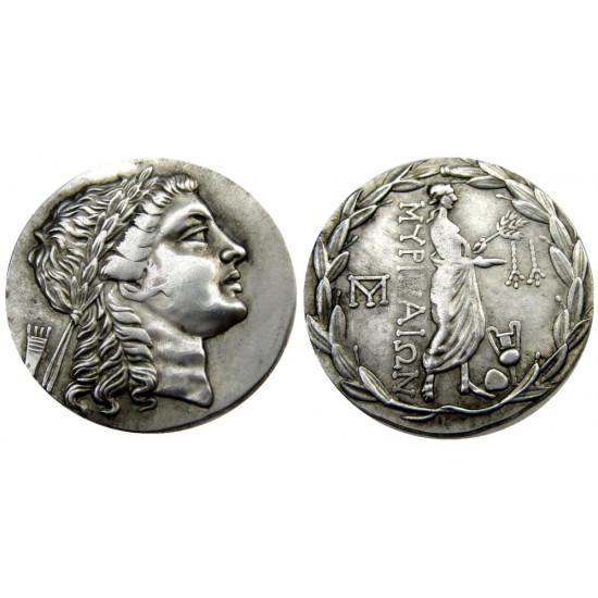 Mince starověké Řecko - Tetradrachm 150. př. n. l.