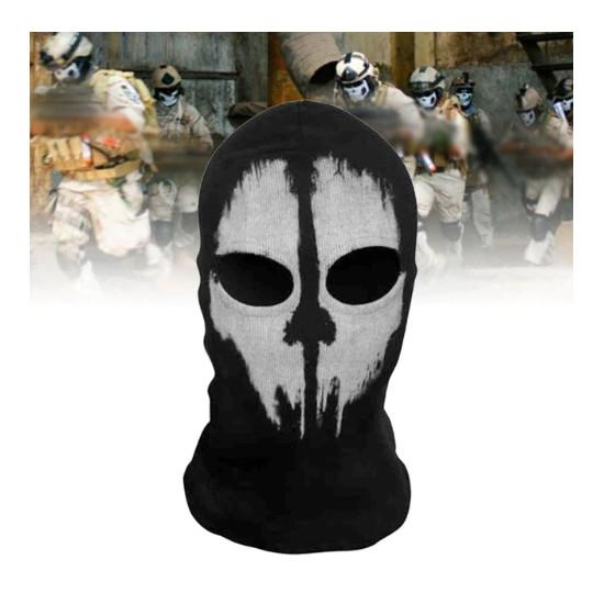 Maska Call of Duty (Ghosts)