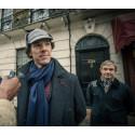 Čepice Sherlock Holmes (hnědá)