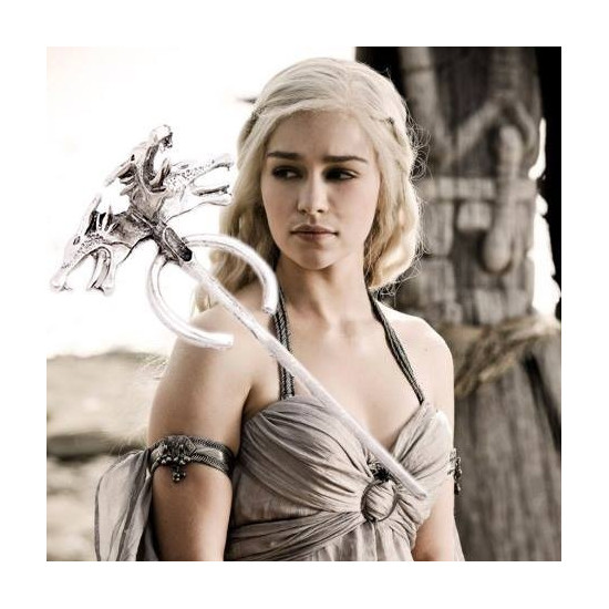 Brož Game of Thrones (Hra o trůny) - Daenerys