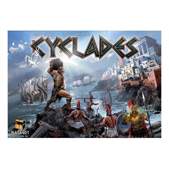 Desková hra Cyclades