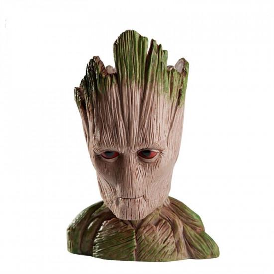 Groot - s hnízdem STOJAN / KVĚTINÁČ