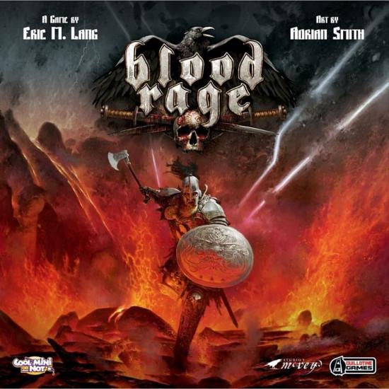 Desková hra Blood Rage