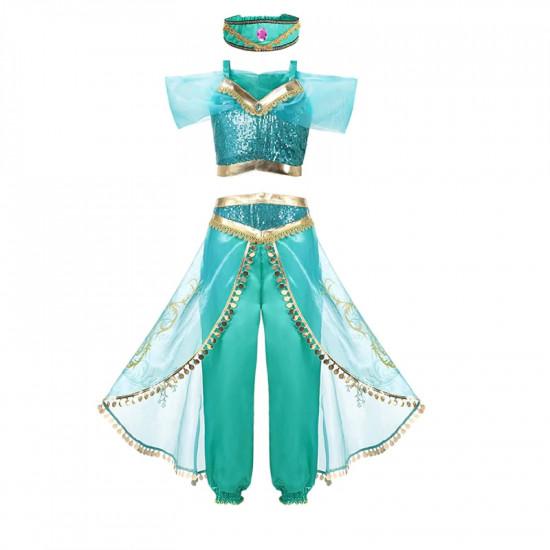 Dětský kostým Aladin - Jasmina