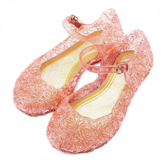 Dětské boty pro princeznu (růžové)