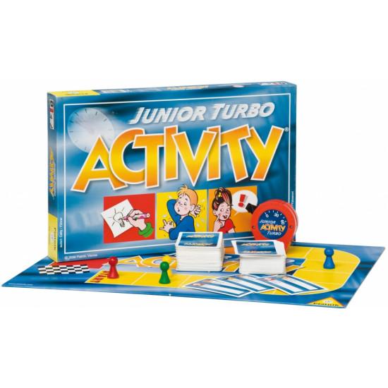 Desková hra Activity JUNIOR TURBO