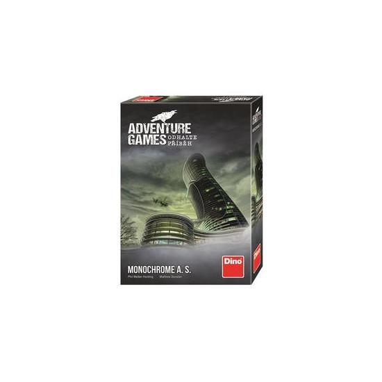 Desková hra Adventure Games: Monochrome a. s.