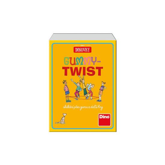 Cestovní hra Gummy Twist