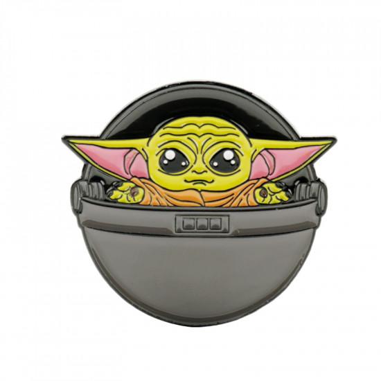 Brož Baby Yoda 1 (The Mandalorian)