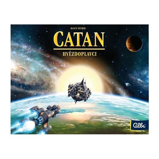 Desková hra Catan - Hvězdoplavci